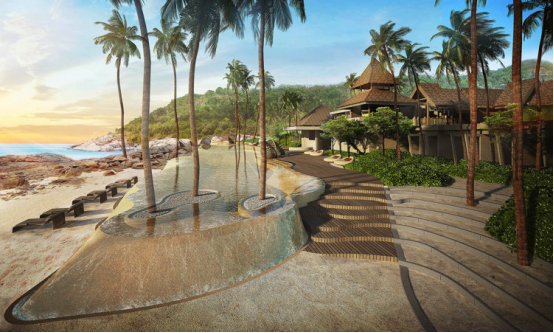 The Ritz-Carlton Koh Samui Opens in Thailand