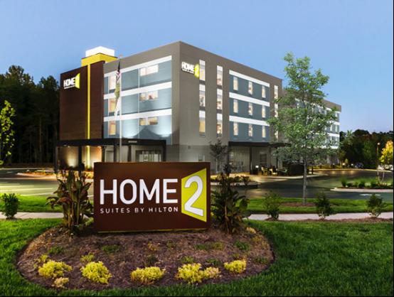 Home2 Hilton Hotel