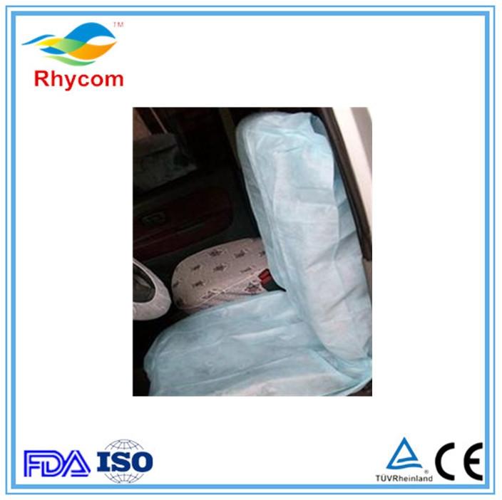 disposable non woven car seat cover