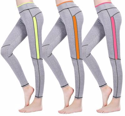 OEM factory clothing Hot fashional yoga apparel top quality women Tight wholesale long yoga pants