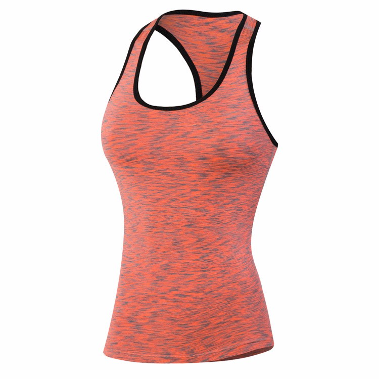 Women yoga tank tops Athletic Vest cheap best womens workout clothes customized shorts suit