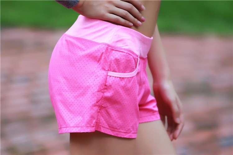 Women sports running sexy shorts quick dry hot sell training yoga pants