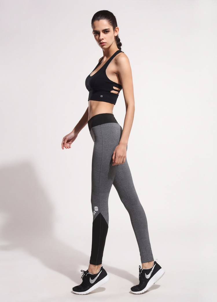 Customize women breathable fashion yoga pants for private label custom print