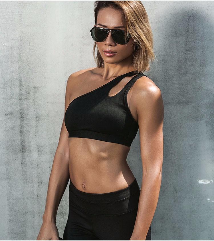 Sexy women sexy sports wear yoga bra gym fitness yoga sports bra