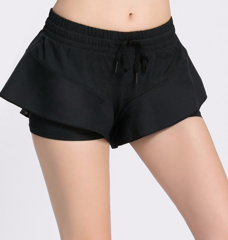 New style yoga shorts women's sexy sports clothes quality yoga pants