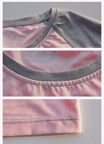 yoga tops with sleeves