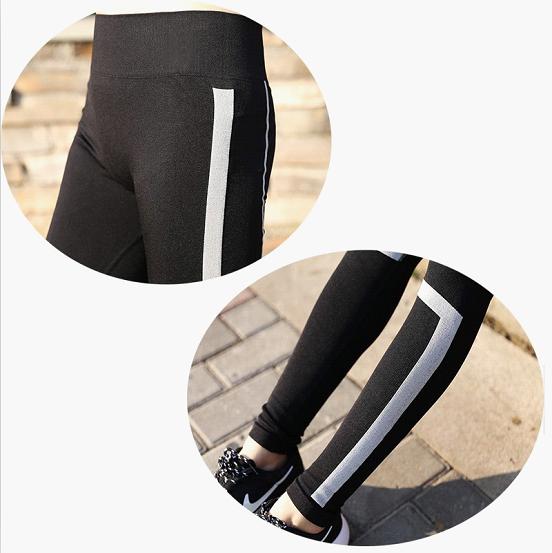 yoga pants detail