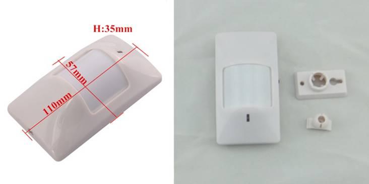 Wireless PIR Detector,Wireless PIR sensor,Wireless motion sensor,infrared motion detector,Alarm motion sensor,Anti- Burglar motion sensor